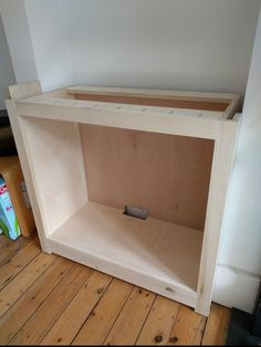 Building a Victorian alcove cupboard (part 1 | DIY Alcove ...