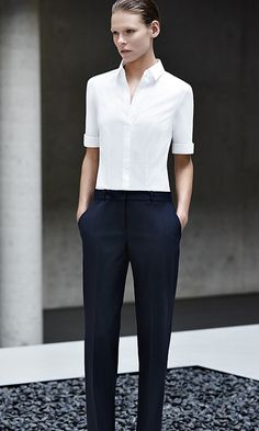 Love: Hugo Boss, Clean & Timeless Outfit