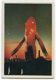 Alien Metron from Ultra-Seven