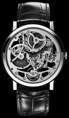 Find your inspiration   dapperNdame. detail ALTIPLANO SKELETON ULTRA-THIN a90c671ddc