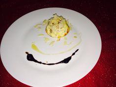 Sformatino salsiccia e mandorle