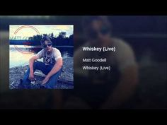Featured Song: WHISKEY by Matt Goodell | Rock And Roll