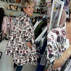 #lamodella delle #modelle #susannacutini  #wendytrendy #spolverino  #spazioliberodresses