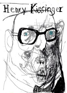 Henry Kissinger Daniel Egneus