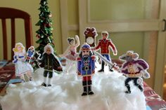 CAROL OF THE BELLS: MILL HILL -NUTCRACKER BALLET......