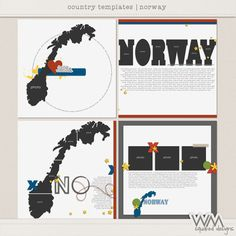 Country Templates: Norway