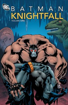 Knightfall is the Batman story arc that introduces Bane. Given that the Batman movie, The Dark Knight Rises, is nearly here and also introduces Bane it Dc Comics, Comics Story, Batman Comics, Batman Vs, Batman Dark, Superman, Arkham Asylum, Looney Tunes, Dc Eaglemoss
