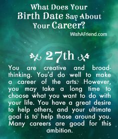 What Does Your Birthdate Say About Your Career? - Born on the Numerology Numbers, Numerology Chart, Astrology Numerology, Helping Others, Helping People, Tarot, Dating, Feelings, Words