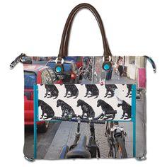 Tolle Tasche mit Print von Gabs Studio #gabs #print #bag #funny #tasche #fashionscout365 #bunt