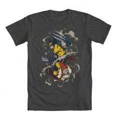 Wolverine/Sabertooth