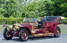 Rolls Royce Silver Ghost (Reino Unido, 1910)