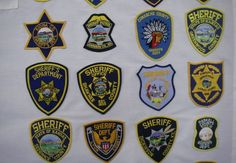 National Sheriffs' Patch Collection - Photo Gallery - policemag.com - POLICE Magazine