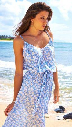 Tiare Hawaii Olivia Maxi Dress | Tiare Hawaii Dresses | Tiare Hawaii