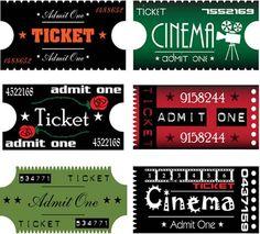 Cinema tickets Más