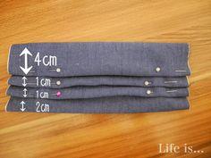 型紙・ミシン不要!大人用の手作りプリーツマスク | 「Life is...」シングルマザーのブログ Continental Wallet, Belt, Knitting, Crafts, Handmade, Accessories, Panda, Couture, Belts