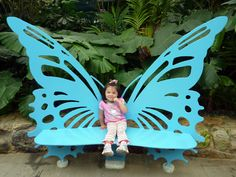 butterfly bench - Google Search