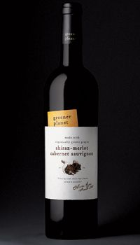 Organic wine by Greener Planet