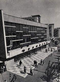 """Partisan"" Theatre, Minsk, Belarus  #socialist #brutalism #architecture"