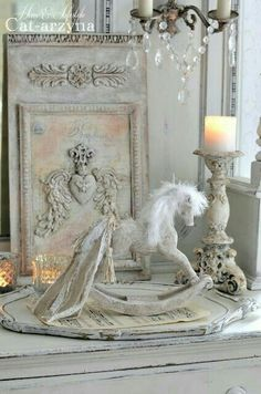 Perfect French Shabby Chic Interior Design – Shabby Chic Home Interiors Shabby Chic Vintage, Shabby Chic Style, Shabby Chic Decor, Shabby Chic Interiors, Shabby Chic Homes, Shabby Chic Furniture, Casa Magnolia, Shabby Chic Zimmer, Vibeke Design