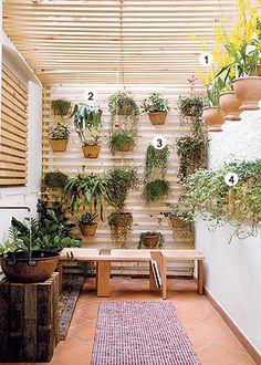 como decorar jardins pequenos - Pesquisa Google