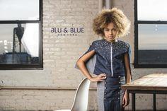 Blu & Blue New York FW 2017 collection: Maressa Cape Jacket & Maressa Pencil Skirt  http://www.bluandblue.com/