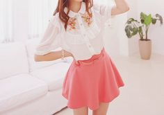 d8566e7a4 79 Best Outfits images in 2014 | Cute dresses, Dress skirt, Low cut ...