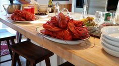 If you seek a quiet place that offers just enough local activities, stunning views and an abundance of succulent lobster, we have just the spot, Digby, Nov Local Activities, Nova Scotia, Oh The Places You'll Go, Coastal Living, Lifestyle Blog, Recipes, Food, Rezepte, Food Recipes