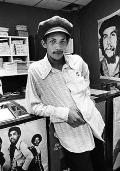 """""""chaboneobaiarroyoallende:  Horace Swaby akaAugustus Pablo (1954-1999)…cantante, productor   """""""
