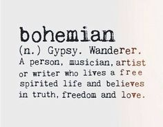 gambar bohemian, freedom, and gypsy Soul Quotes, Words Quotes, Wise Words, Alive Quotes, Free People Quotes, Style Tumblr, Bohemian Quotes, Travel Quotes Tumblr, Artist Life