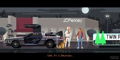 Back to the Future   Created by Gustavo Viselner