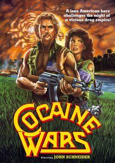 COCAINE WARS DVD (SCORPION RELEASING)