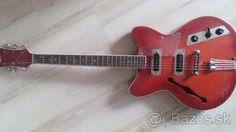 Predám Jolana Rubín elektrickú gitaru - 1