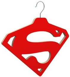 Superman Clothes Hanger