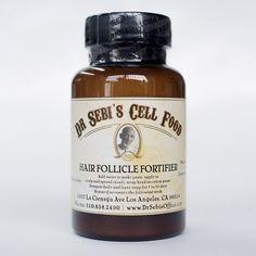 Hair Follicle Fortifier – Dr. Sebi's Cell Food Store