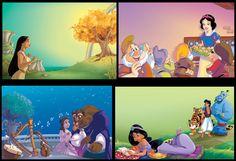 Disney Princess Mix by Flavia Scuderi [©2010]