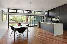 Modernes Wohnhaus mit eckigem Dach in Australien | KlonBlog