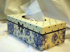 """салфетница """"Синие цветы"""" - Кухня, Для дома и интерьера. Ярмарка Мастеров - ручная работа, handmade"""