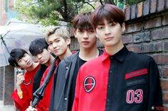 [10TION NOTE] UP10TION Kuhn, Kogyeol, bitto, Gyujin & Xiao