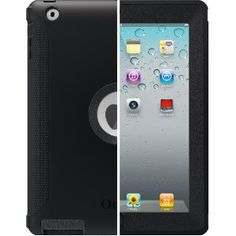 OtterBox Defender Series for The New iPad 3 3rd Generation & iPad 2 - Black