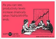 This is true! #nanowrimog