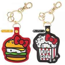 Burgers, popcorn AND Hello Kitty...whoa!