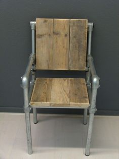 wood pipe chair - Google 검색