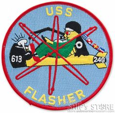Patch - 613 Flasher $11.95