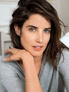 cobie smulders hair - Google Search