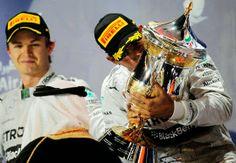 Onewstar: Hamilton dominio e vittoria. Ferrari in crisi