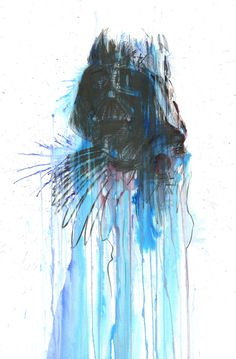 Star Wars Poster Vader signed edition free by carnegriffiths, Star Wars Poster, Star Wars Art, Star Wall, Geek Art, Magazine Art, Urban Art, Cute Art, Illustrations Posters, Concept Art