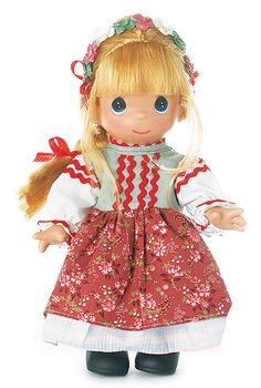Polish Precious Moments Doll