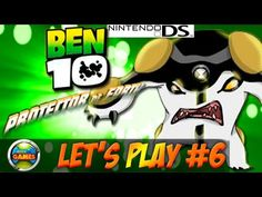 Ben 10 Protector of Earth NDS Lets Play #6 - San Francisco