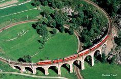 #treninoBernina #treno