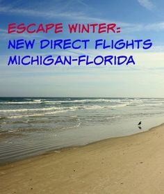Escape the Michigan winter to Florida with Allegiant Air deals